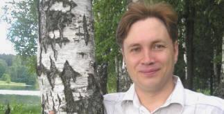 Детский писатель Дмитрий Суслин